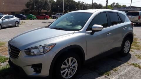 2016 Mazda CX-5 for sale at RICKY'S AUTOPLEX in San Antonio TX