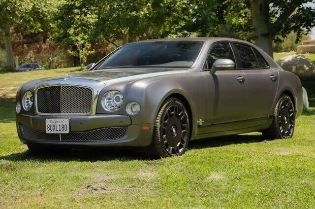 2016 Bentley Mulsanne for sale in Van Nuys, CA