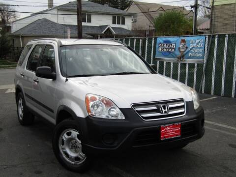 2006 Honda CR-V for sale at The Auto Network in Lodi NJ