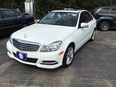2013 Mercedes-Benz C-Class for sale at Willow Street Motors in Hyannis MA
