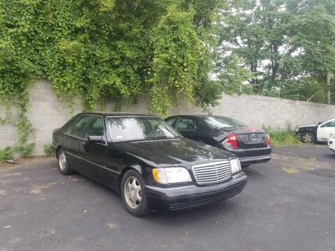 1999 Mercedes-Benz S-Class for sale at Five Star Auto Center in Detroit MI