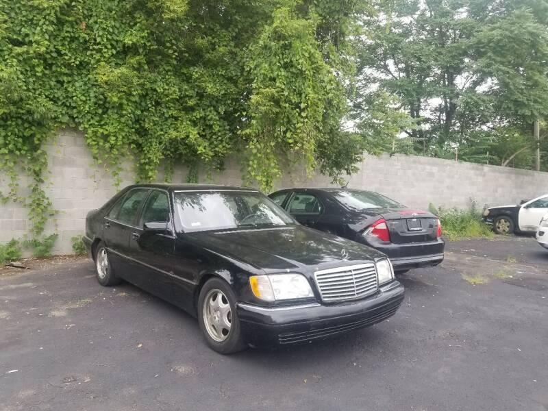 1999 Mercedes-Benz S-Class for sale at Five Star Auto Center in Detroit MI