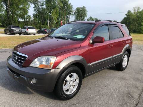 2008 Kia Sorento for sale at IH Auto Sales in Jacksonville NC