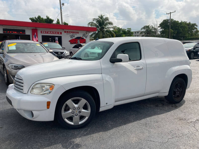 2008 Chevrolet HHR for sale at MACHADO AUTO SALES in Miami FL