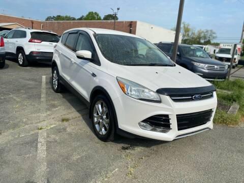2013 Ford Escape for sale at City to City Auto Sales in Richmond VA