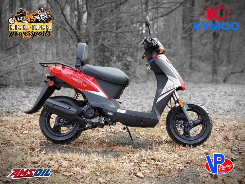 2021 Kymco Agility 50 for sale at High-Thom Motors - Powersports in Thomasville NC