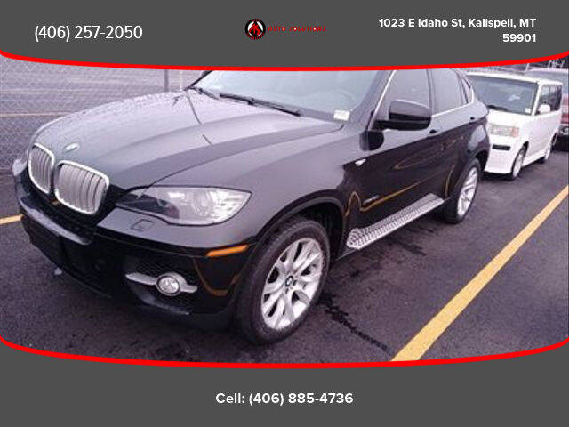 2009 BMW X6 for sale at Auto Solutions in Kalispell MT