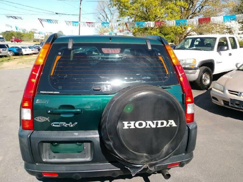 2004 Honda CR-V for sale at granite motor co inc in Hudson NC