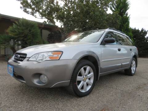 2007 Subaru Outback for sale at Santa Barbara Auto Connection in Goleta CA