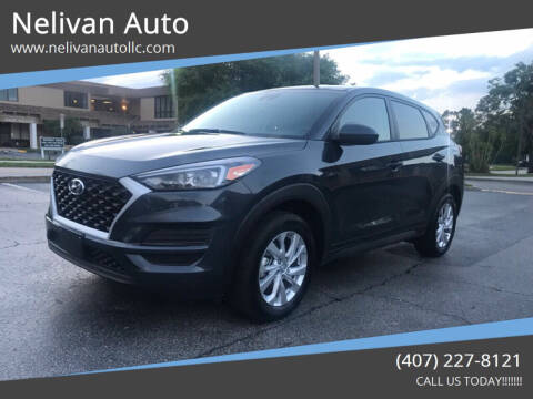 2019 Hyundai Tucson for sale at Nelivan Auto in Orlando FL