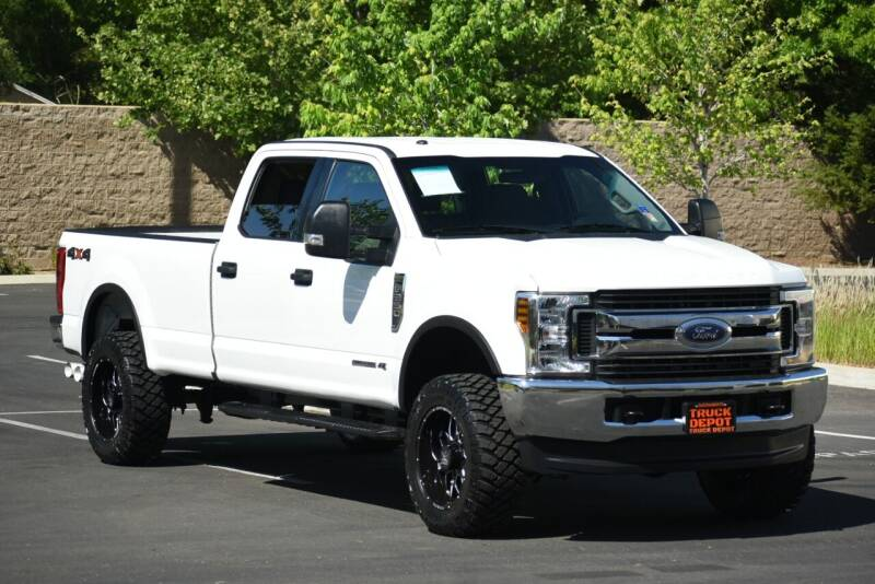 2019 Ford F-250 Super Duty for sale at Sac Truck Depot in Sacramento CA