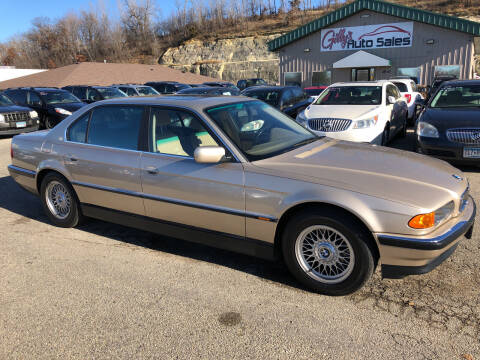 1999 BMW 7 Series for sale at Gilly's Auto Sales in Rochester MN