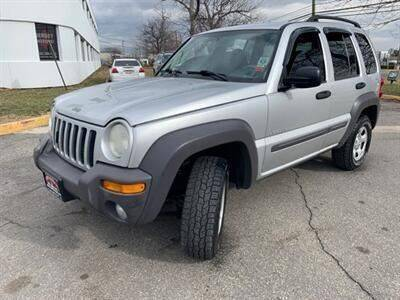 2003 Jeep Liberty for sale at Millennium Auto Group in Lodi NJ