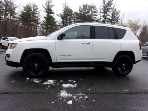 2016 Jeep Compass for sale at Mark's Discount Truck & Auto Sales in Londonderry NH