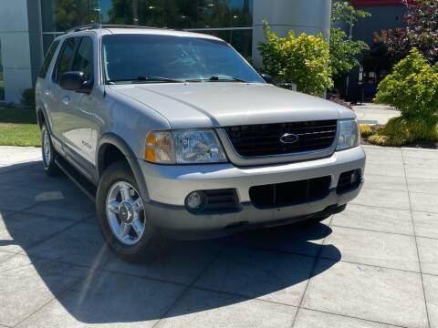 2002 Ford Explorer for sale at Top Motors in San Jose CA