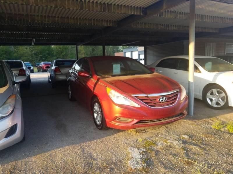 2013 Hyundai Sonata for sale at Mott's Inc Auto in Live Oak FL