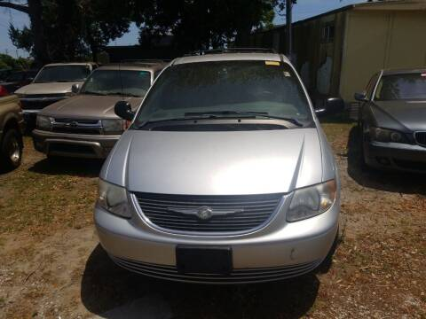 2002 Chrysler Town and Country for sale at Wally's Cars ,LLC. in Morehead City NC