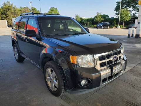 2011 Ford Escape for sale at M & M Auto Brokers in Chantilly VA