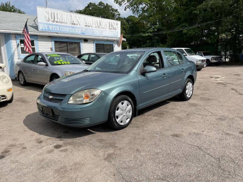 2010 Chevrolet Cobalt for sale at Lucien Sullivan Motors INC in Whitman MA