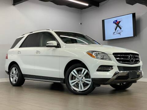 2015 Mercedes-Benz M-Class for sale at TX Auto Group in Houston TX