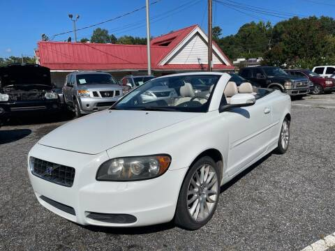 2009 Volvo C70 for sale at Car Online in Roswell GA
