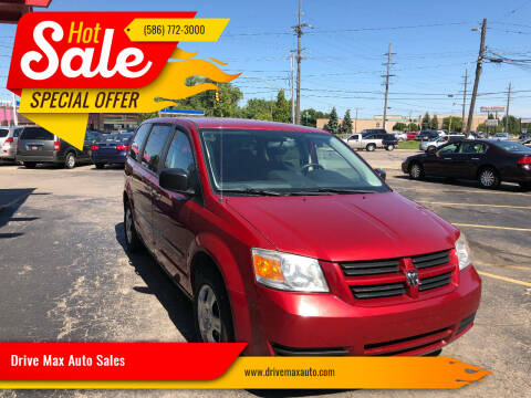 2010 Dodge Grand Caravan for sale at Drive Max Auto Sales in Warren MI