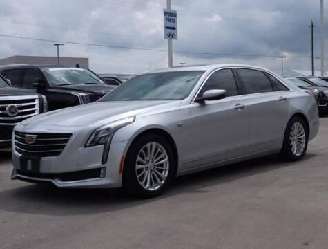 2018 Cadillac CT6 for sale at BIG STAR HYUNDAI in Houston TX