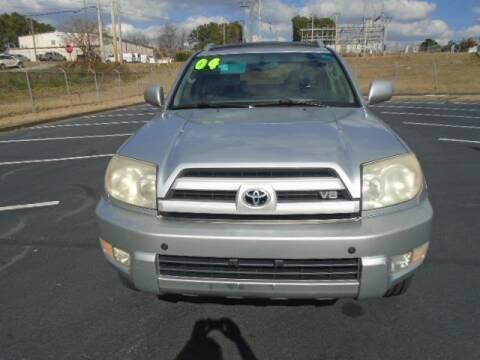 2004 Toyota 4Runner for sale at Atlanta Auto Max in Norcross GA