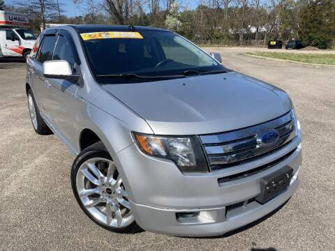 2010 Ford Edge for sale at The Auto Depot in Raleigh NC
