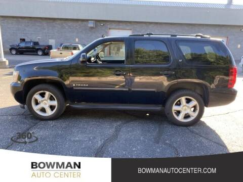 2008 Chevrolet Tahoe for sale at Bowman Auto Center in Clarkston MI