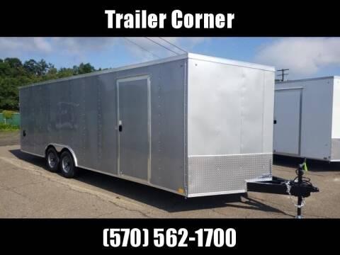 2022 Look Trailers ST 8.5X24 10K DLX