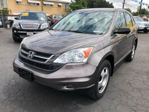 2010 Honda CR-V for sale at Plaza Auto Sales in Los Angeles CA
