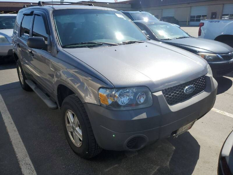 2007 Ford Escape for sale at Affordable 4 All Auto Sales in Elk River MN