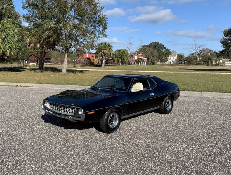 1972 AMC Javelin for sale at P J'S AUTO WORLD-CLASSICS in Clearwater FL