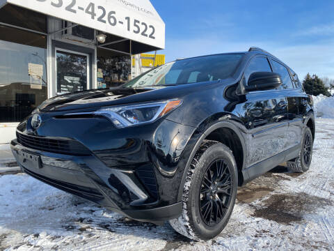 2017 Toyota RAV4 for sale at Mainstreet Motor Company in Hopkins MN