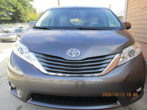 2013 Toyota Sienna for sale at Atlantic Motors in Chamblee GA