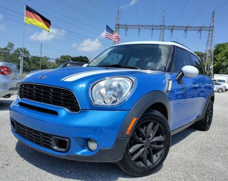 2014 MINI Countryman for sale at Das Autohaus Quality Used Cars in Clearwater FL