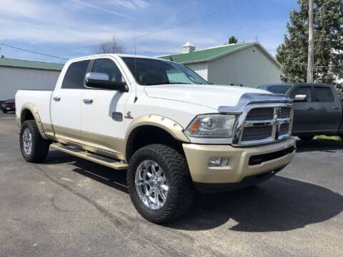 2014 RAM Ram Pickup 2500 for sale at Tip Top Auto North in Tipp City OH