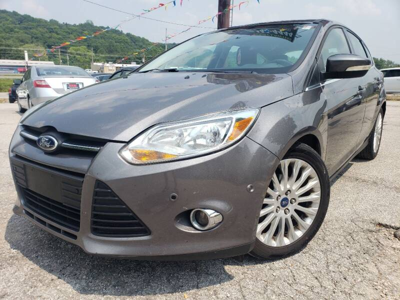 2012 Ford Focus for sale at BBC Motors INC in Fenton MO
