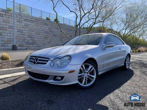 2006 Mercedes-Benz CLK for sale at AUTO HOUSE TEMPE in Tempe AZ
