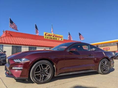 2018 Ford Mustang for sale at CarZoneUSA in West Monroe LA