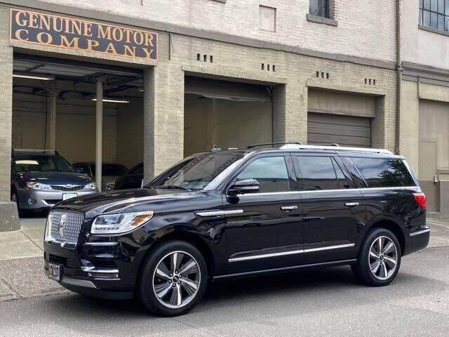 2019 Lincoln Navigator L for sale in Portland, OR