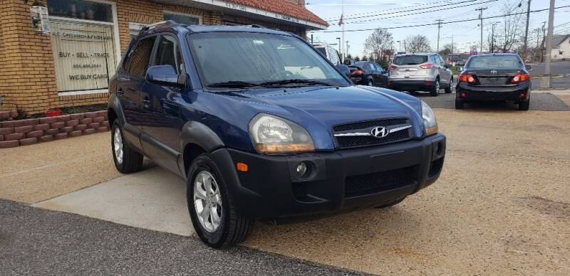 2009 Hyundai Tucson for sale at A.C. Greenwich Auto Brokers LLC. in Gibbstown NJ