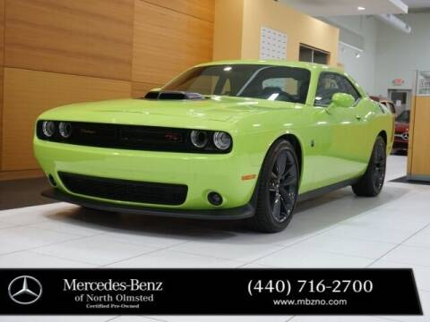 2019 Dodge Challenger for sale at Mercedes-Benz of North Olmsted in North Olmstead OH