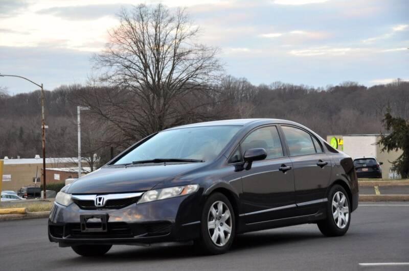 2009 Honda Civic for sale at T CAR CARE INC in Philadelphia PA