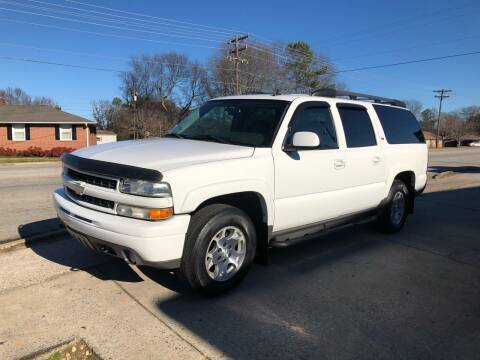 2006 Chevrolet Suburban for sale at E Motors LLC in Anderson SC