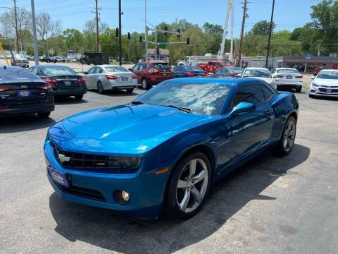 2010 Chevrolet Camaro for sale at Smart Buy Car Sales in St. Louis MO