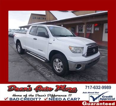 2007 Toyota Tundra for sale at Dean's Auto Plaza in Hanover PA