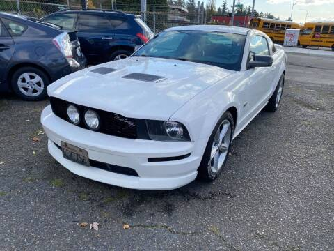 2008 Ford Mustang for sale at SNS AUTO SALES in Seattle WA
