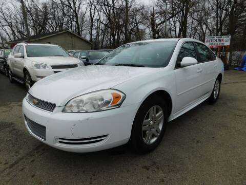 2014 Chevrolet Impala Limited for sale at AutoLink LLC in Dayton OH